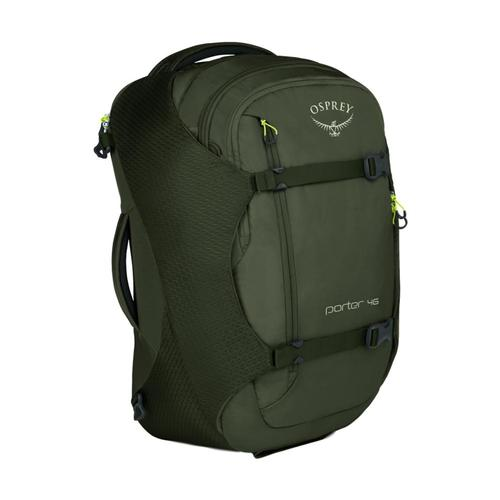 Osprey Porter 46 Travel Pack Castlegrey