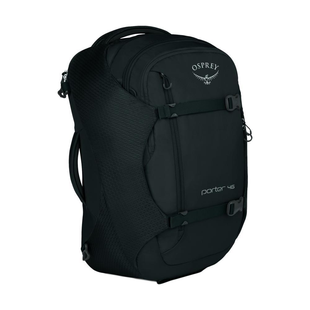 Osprey Porter 46 Travel Pack BLACK