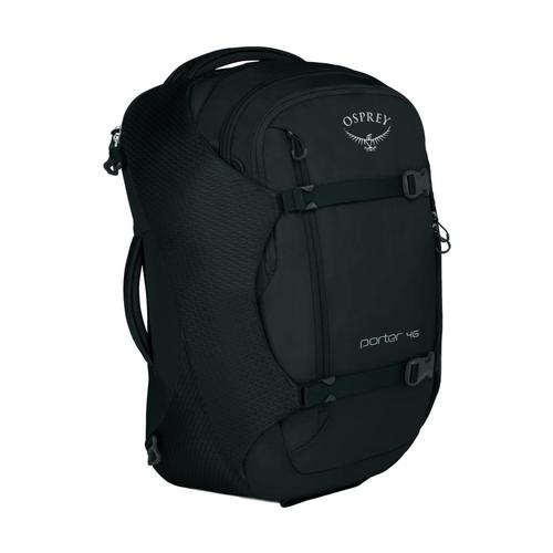 Osprey Porter 46 Travel Pack Black