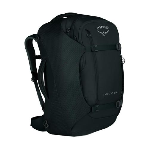 Osprey Porter 65 Travel Pack Black