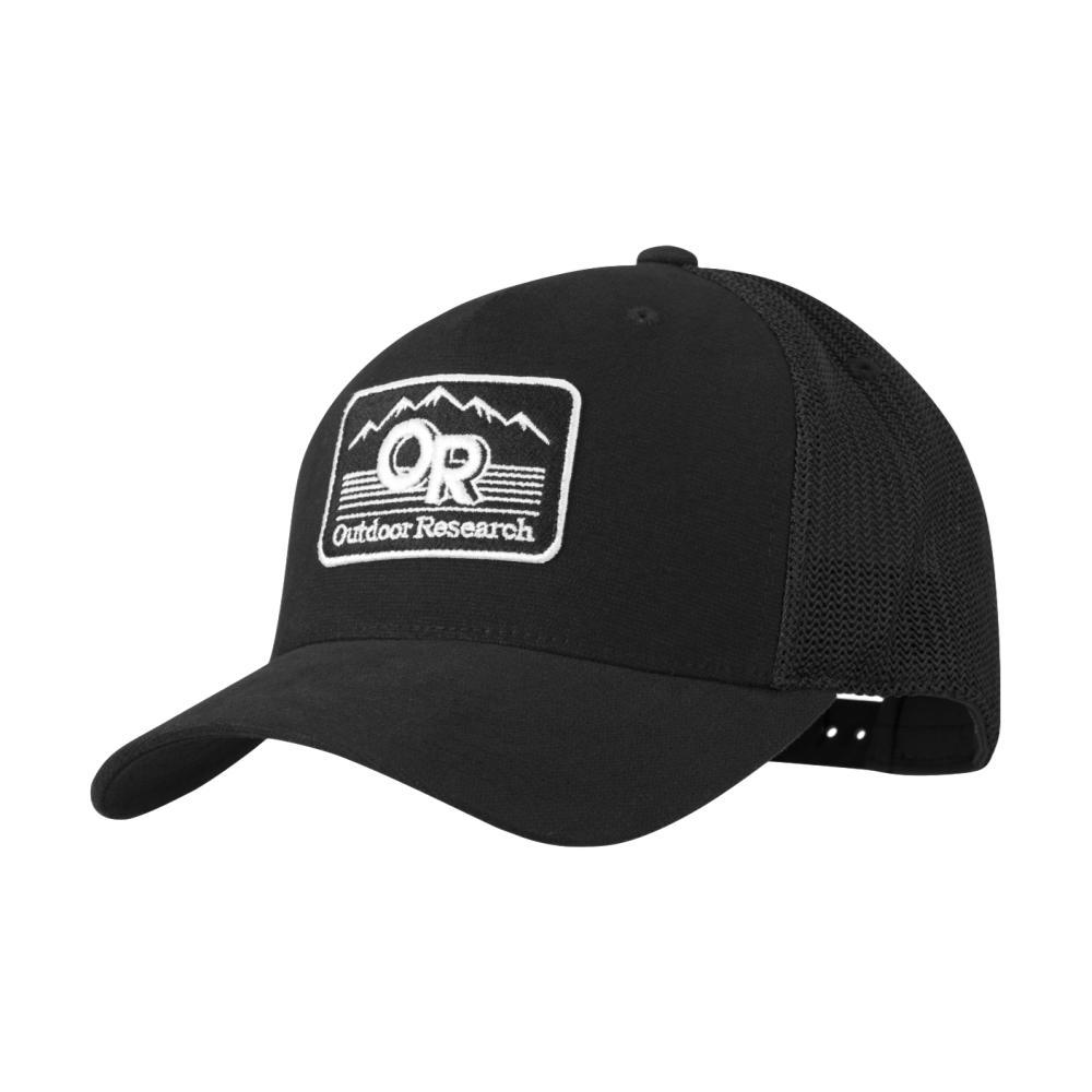Outdoor Research Advocate Cap BLACK_001