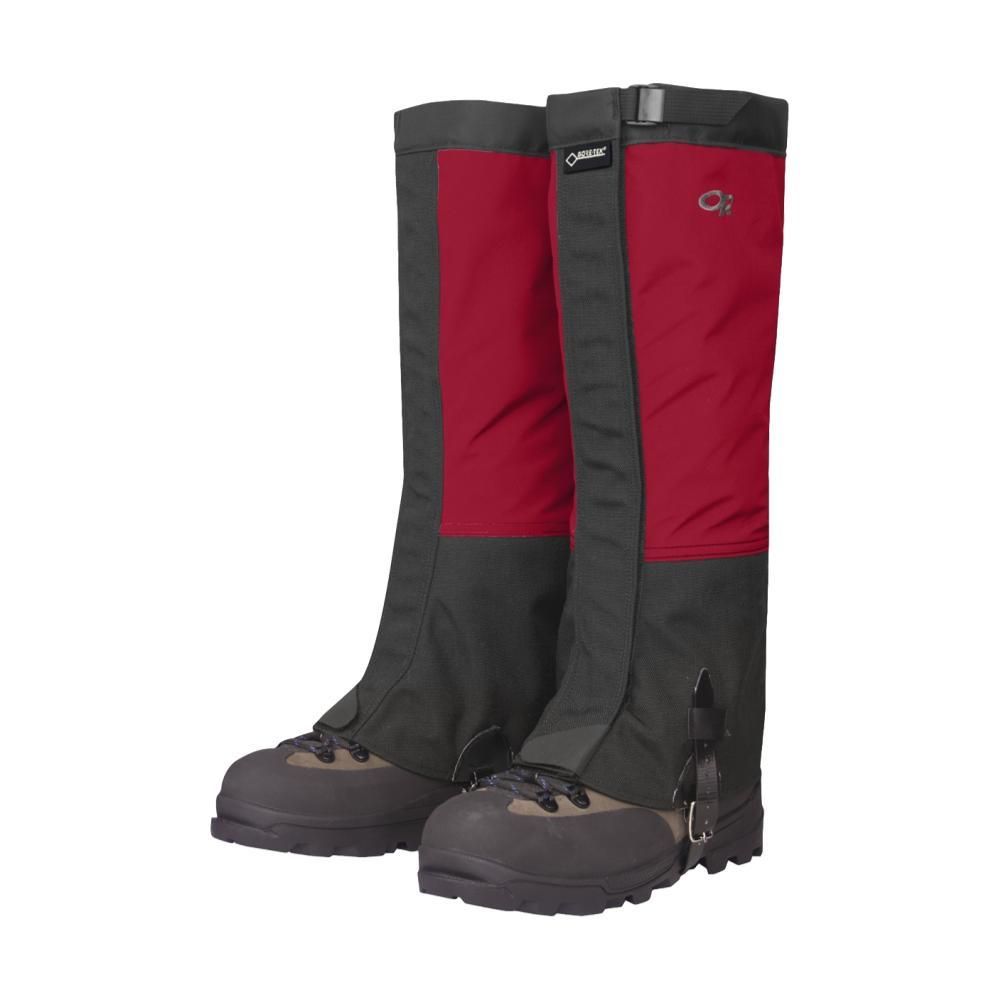 Outdoor Research Crocodile Gaiters CHILIBLK_413