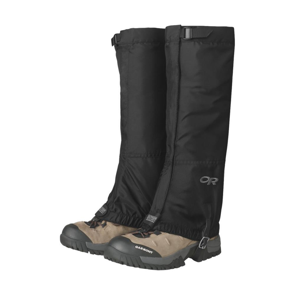 Outdoor Research Rocky Mountain High Gaiters BLACK_001