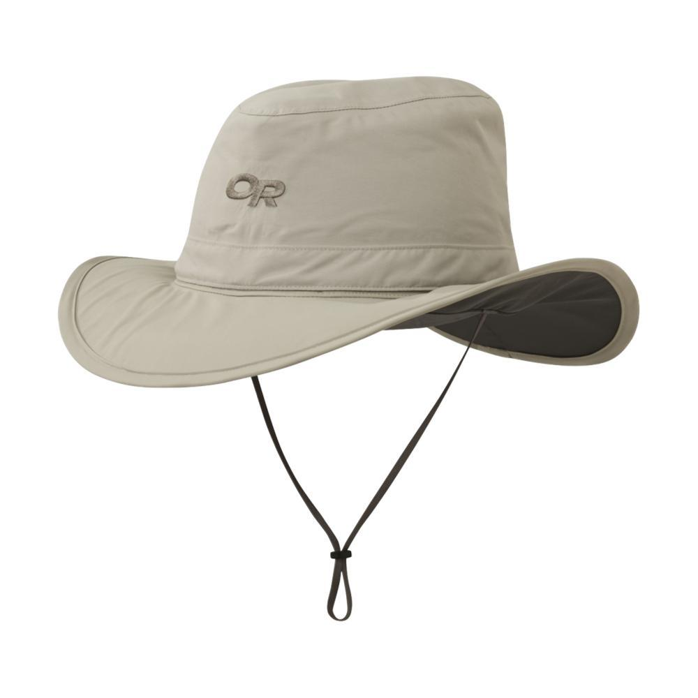 Outdoor Research Ghost Rain Hat KHAKI_800