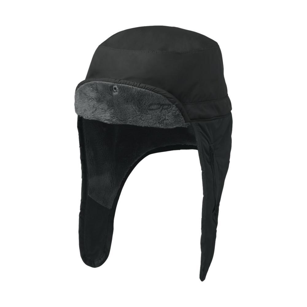 Outdoor Research Frostline Hat BLK_001