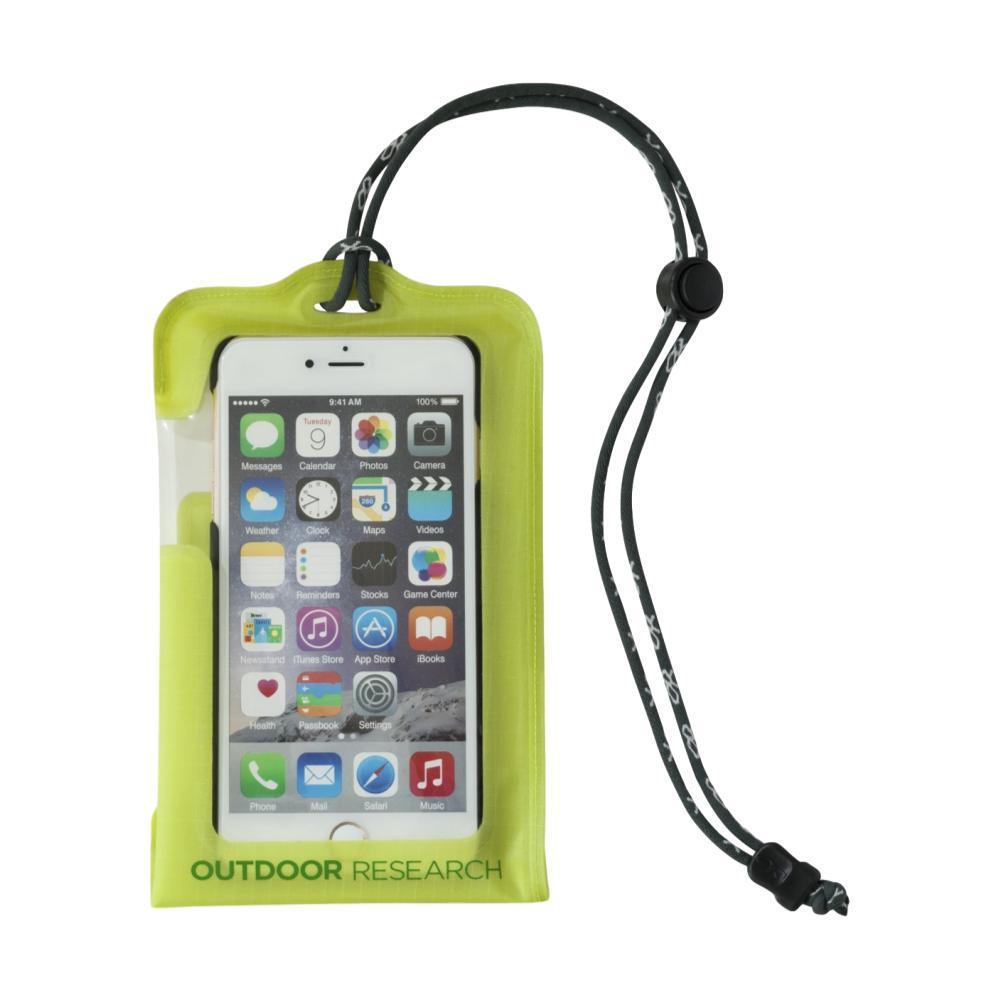 Outdoor Research Sensor Dry Pocket Standard LEMONGRS_489