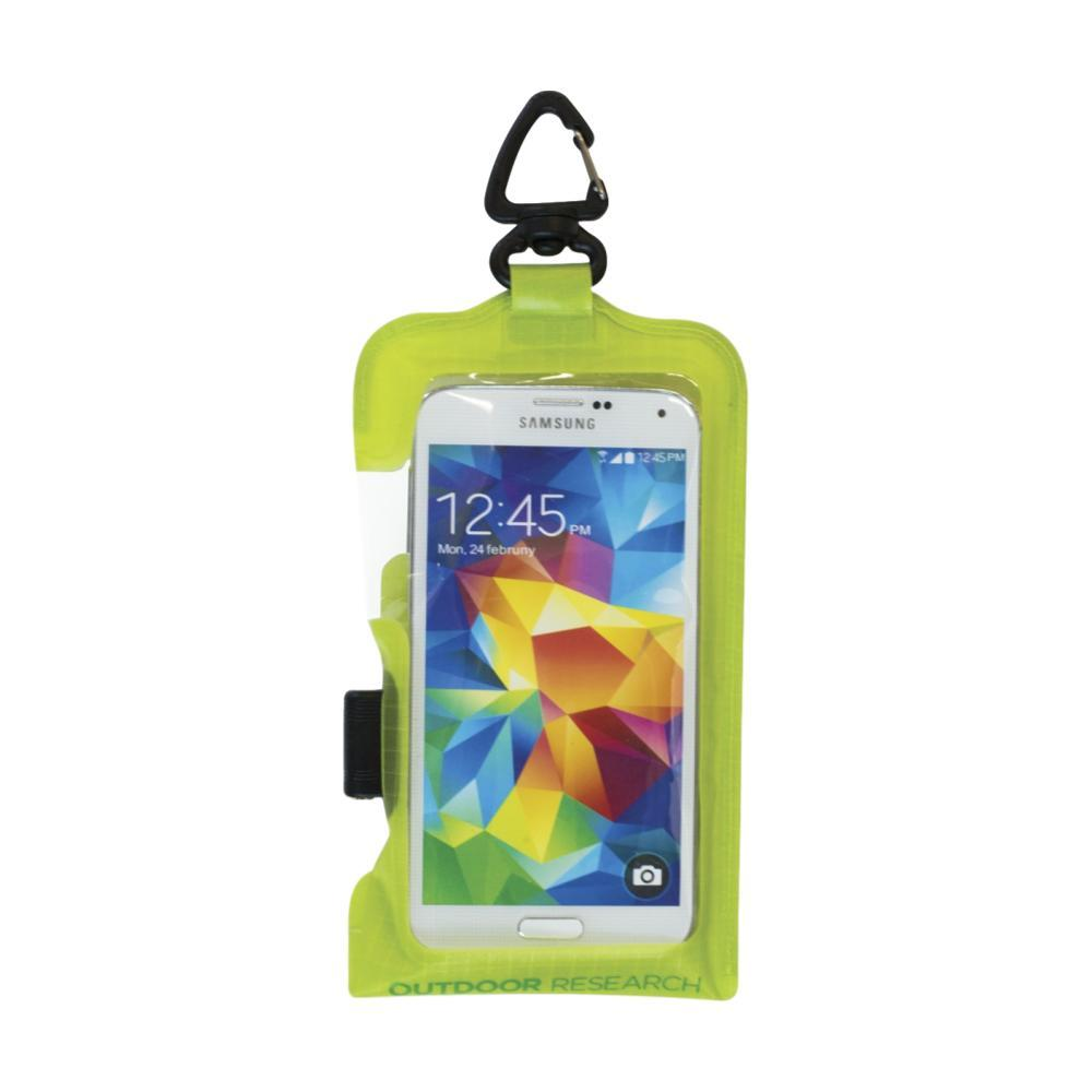 Outdoor Research Sensor Dry Pocket Premium Standard LEMONGRS_489