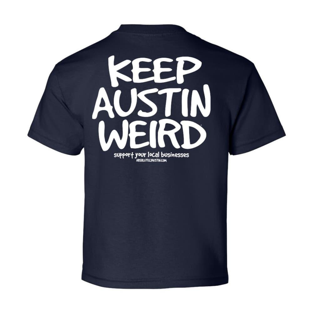 Outhouse Designs Unisex Keep Austin Weird T- Shirt