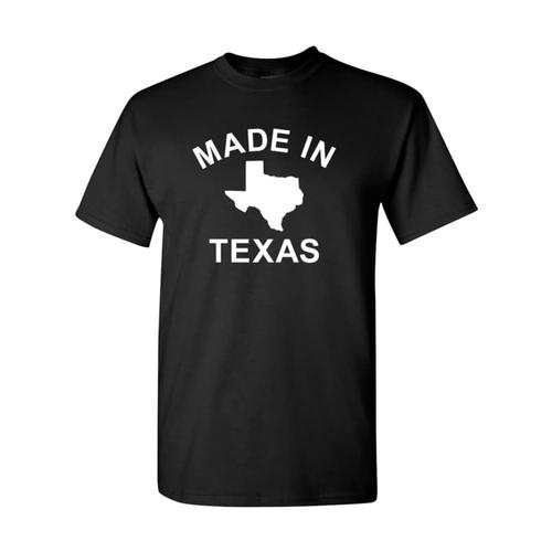 Outhouse Designs Men's Made in Texas T-Shirt