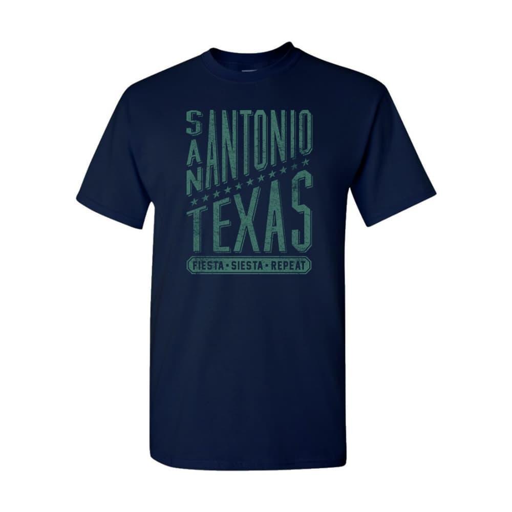 Outhouse Designs Unisex San Antonio Star Sky T- Shirt