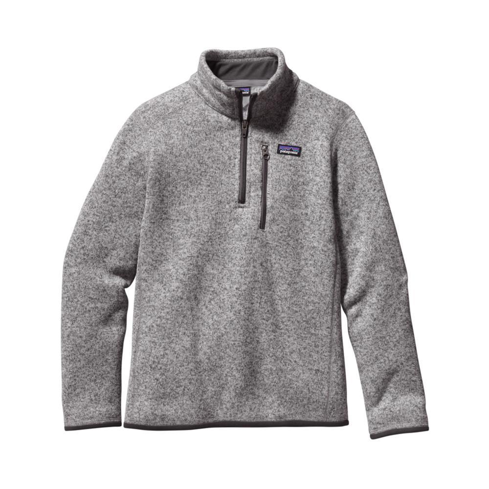 Patagonia Boys Better Sweater 1/4 Zip STONEWASH_STH