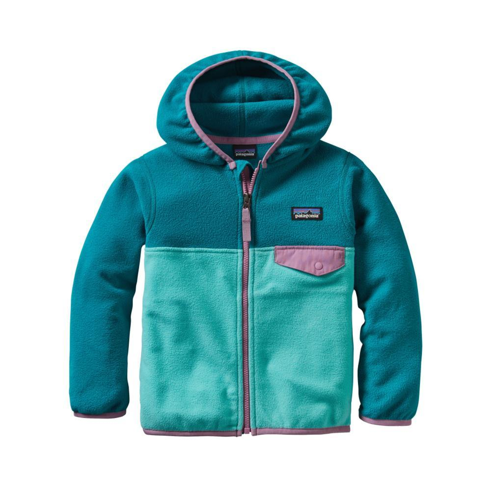 Patagonia Toddler Micro D Snap-T Jacket BLUESTRB