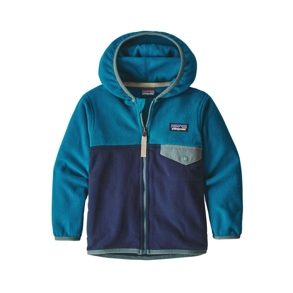 Patagonia Toddler Micro D Snap-T Jacket CNAVY_CNY