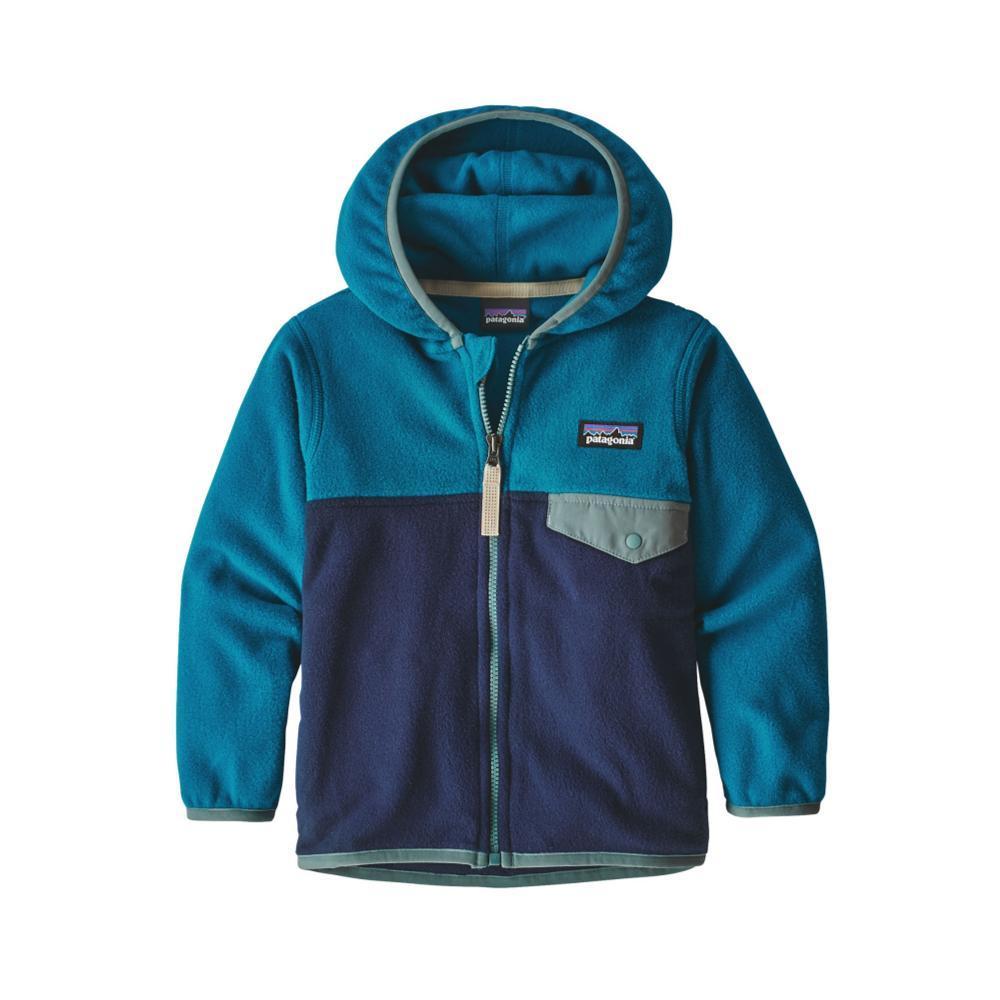 Patagonia Baby Micro D Snap-T Jacket CNAVY_CNY