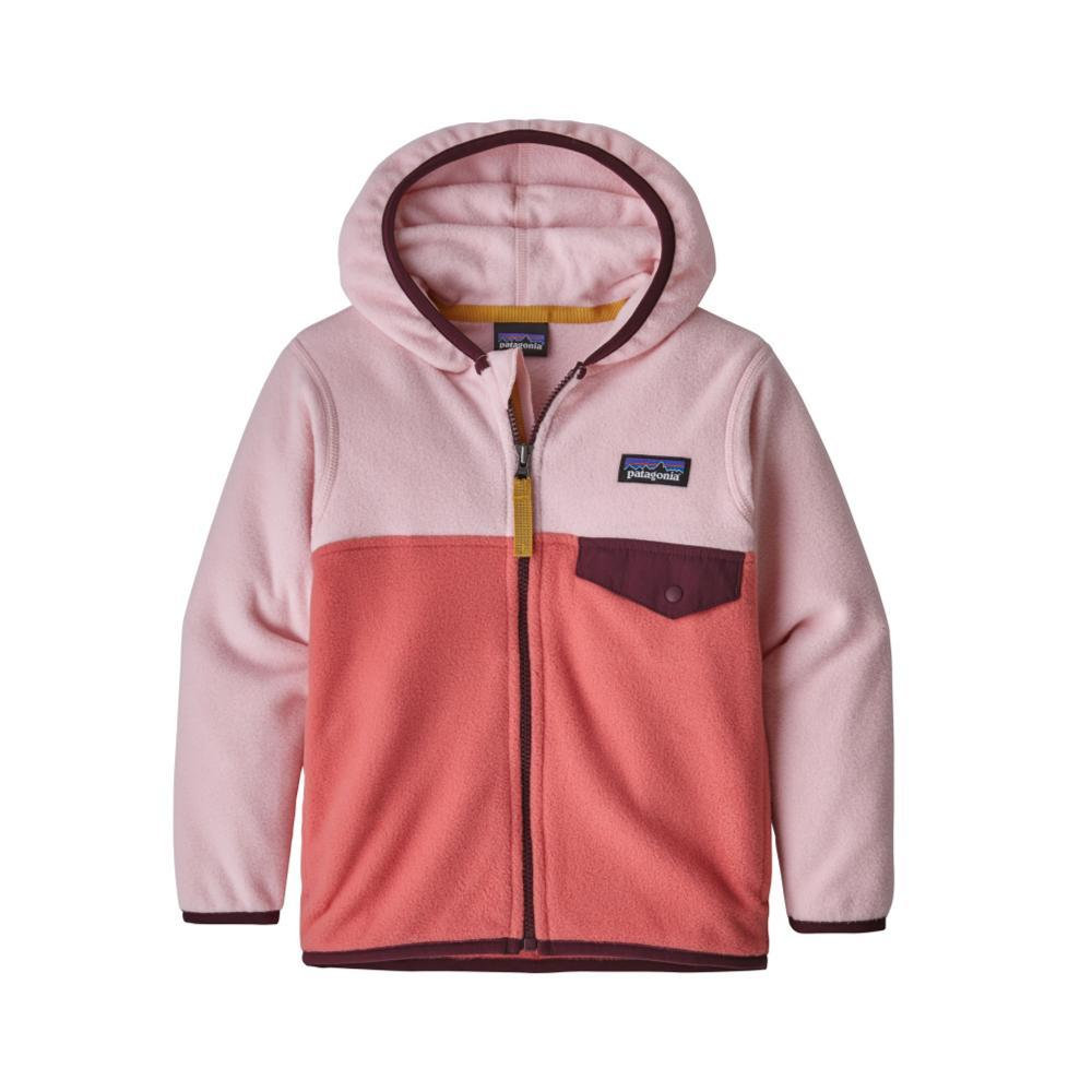Patagonia Baby Micro D Snap-T Jacket CORAL_SPCL
