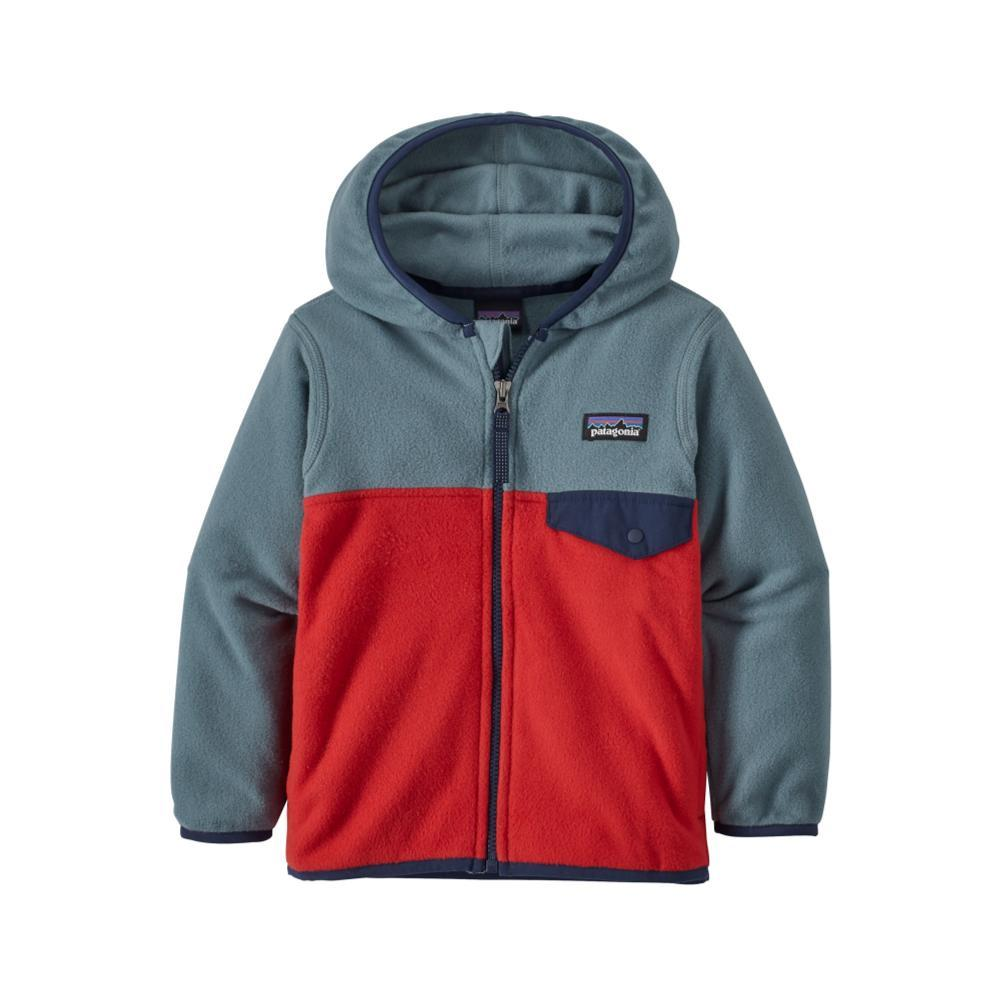 Patagonia Toddler Micro D Snap-T Jacket FIRE_FRE