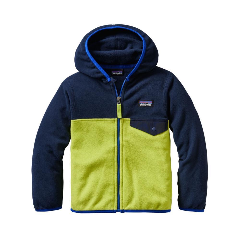 Patagonia Toddler Micro D Snap-T Jacket GREENGLGR