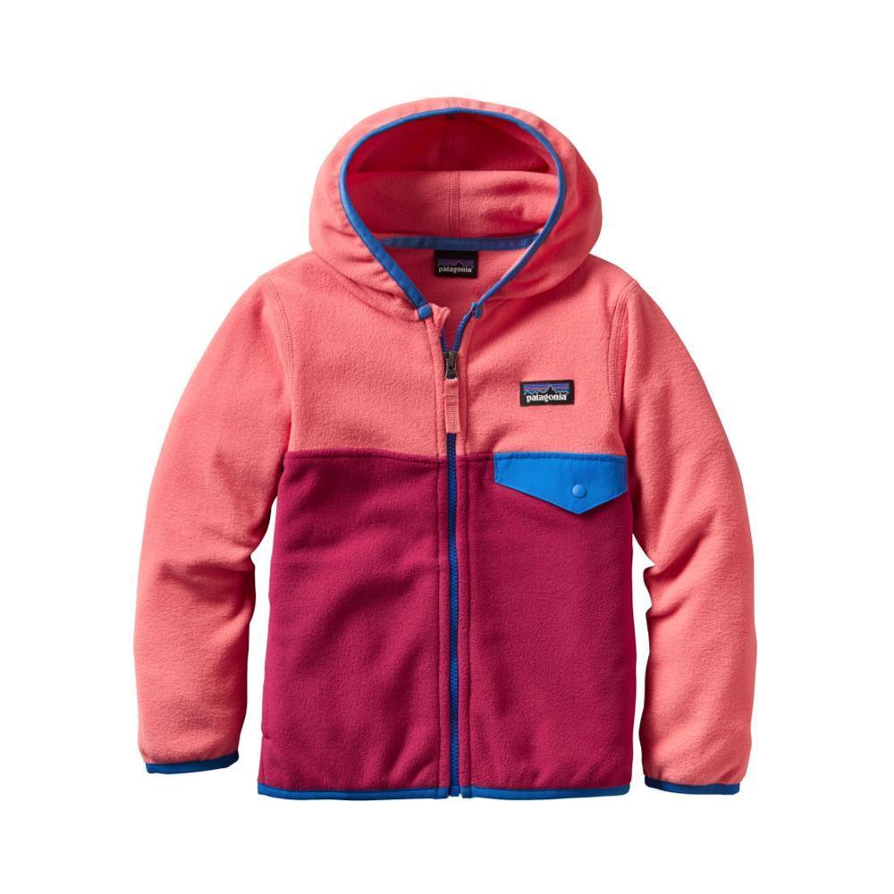 Patagonia Toddler Micro D Snap-T Jacket PINKCFTP