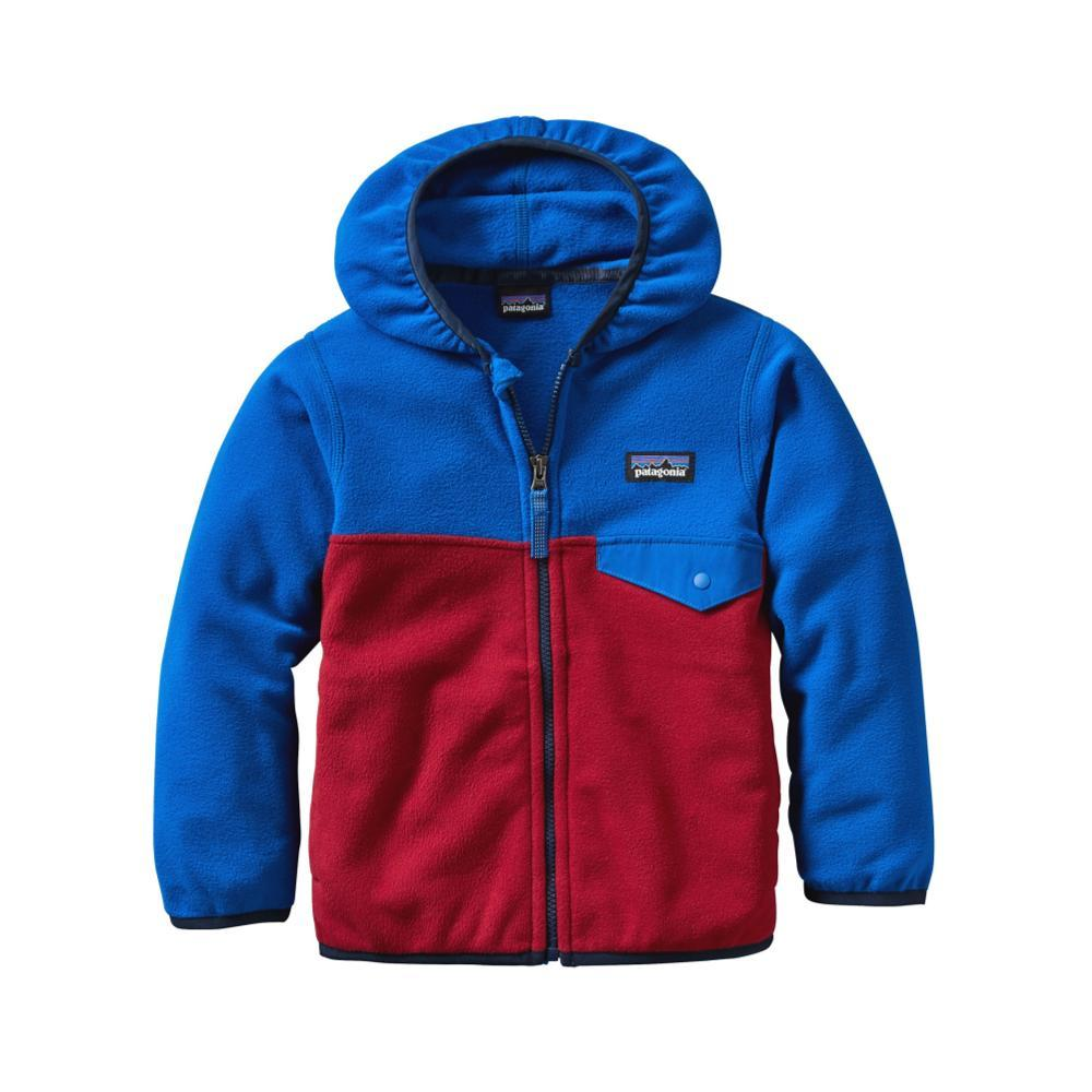 Patagonia Toddler Micro D Snap-T Jacket REDCSRD