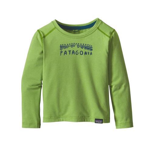 Patagonia Toddler Capilene Crew