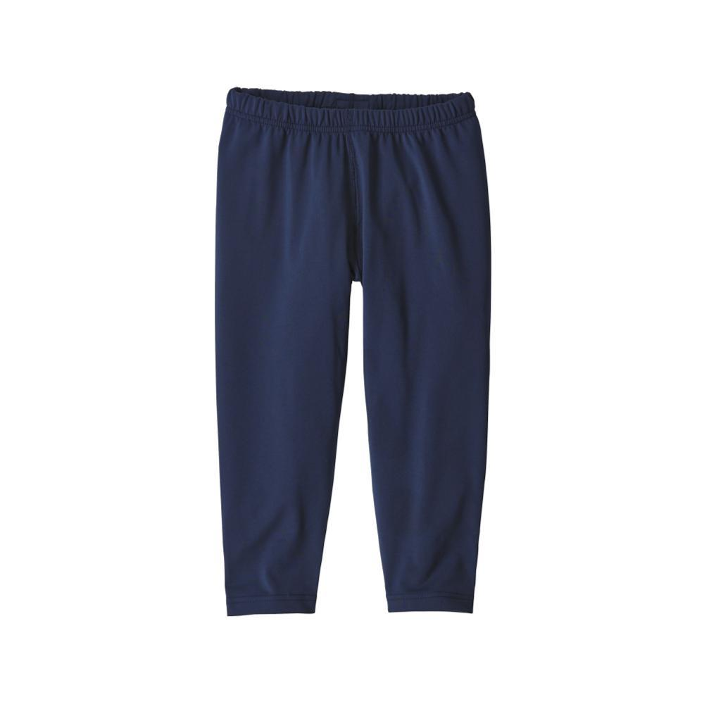 Patagonia Toddler Capilene Bottoms NAVY_CNY