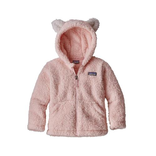 Patagonia Infant Furry Friends Hoody Pink_pio