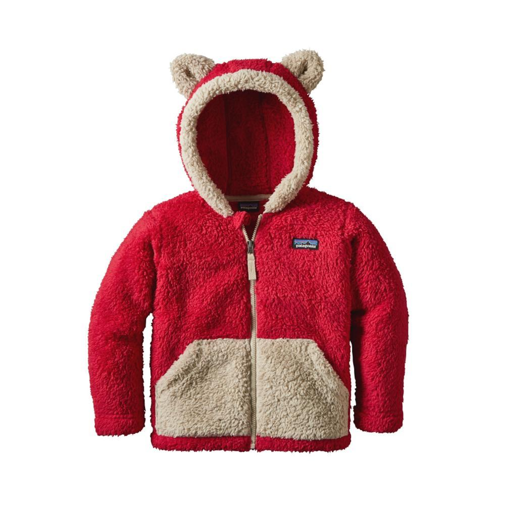 Patagonia Infant Furry Friends Hoody REDCSRD