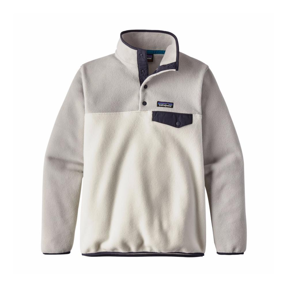 Patagonia Women's Lightweight Synchilla Snap-T Fleece Pullover BCW_BWHT