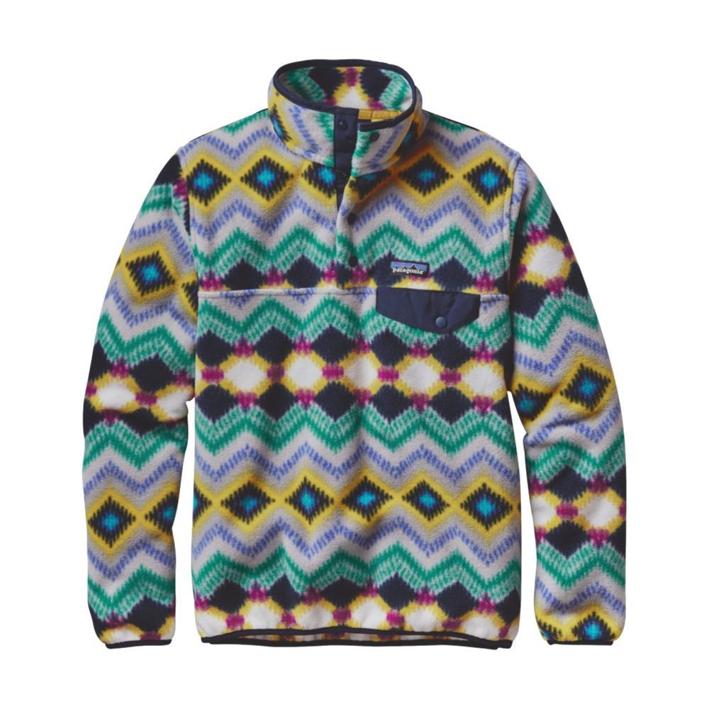 Patagonia Women's Lightweight Synchilla Snap- T Fleece Pullover