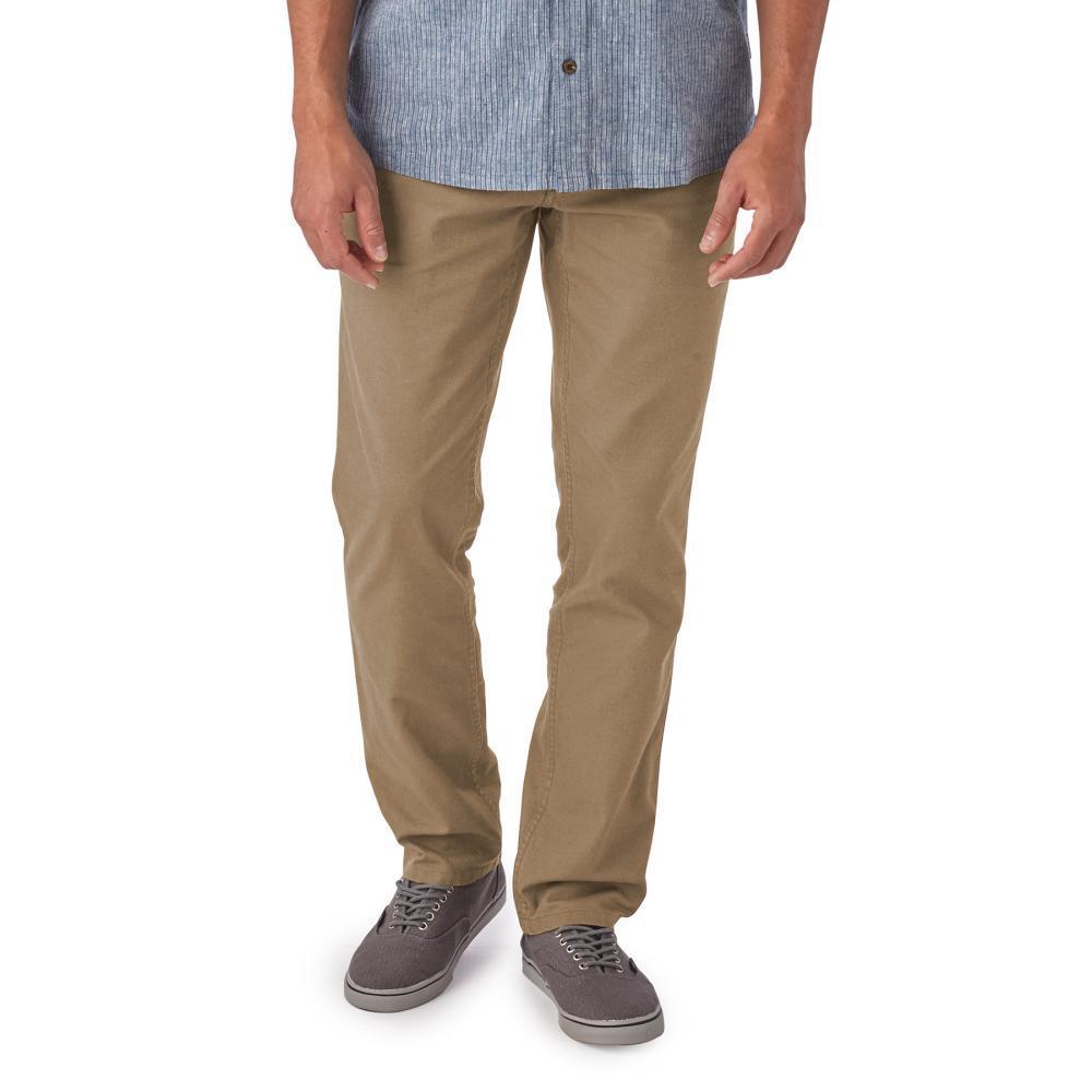 Patagonia Men's Straight Fit Duck Pants - Regular ASHT_TAN