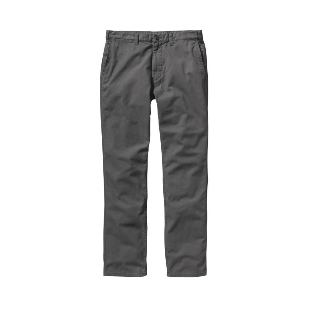 Patagonia Men's Straight Fit Duck Pants - Regular FGE_GREY
