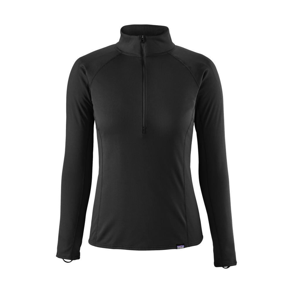 Patagonia Women's Capilene Midweight Zip-Neck BLACK_BLK