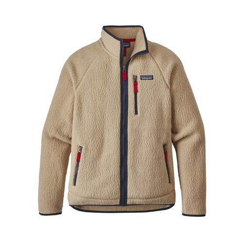 Patagonia Men's Retro Pile Fleece Jacket Elkh
