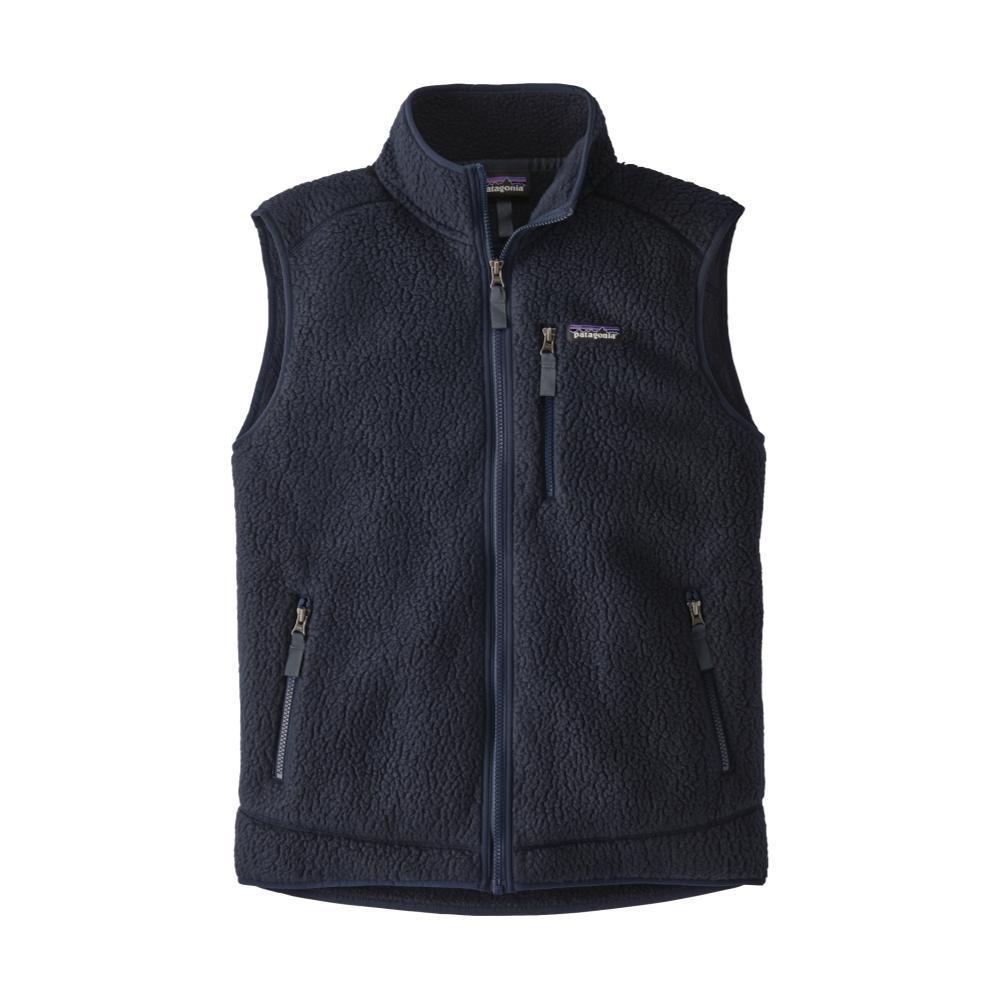 Patagonia Men's Retro Pile Fleece Vest NVYB