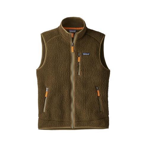 Patagonia Men's Retro Pile Fleece Vest Semt