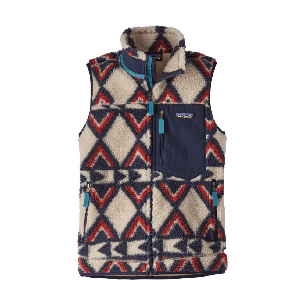 Patagonia Women's Classic Retro-X Fleece Vest BWKS