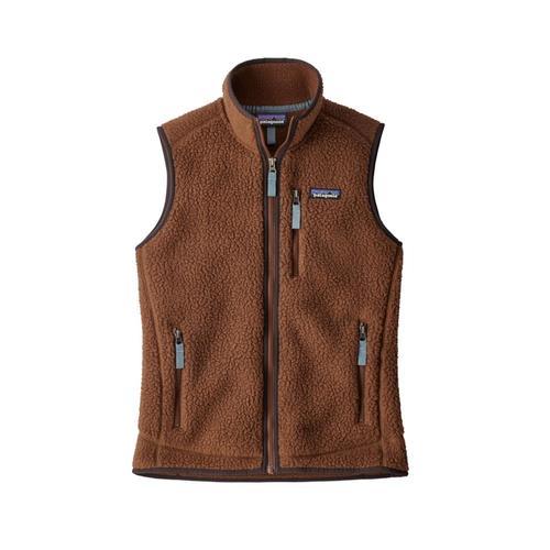 Patagonia Women's Retro Pile Fleece Vest Mio