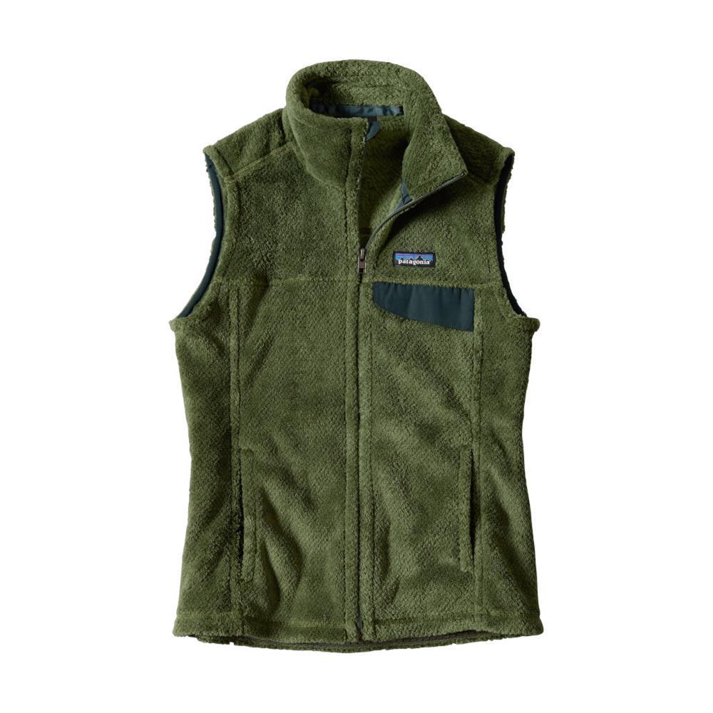 Patagonia Women's Full-Zip Re-Tool Fleece Vest BIDX