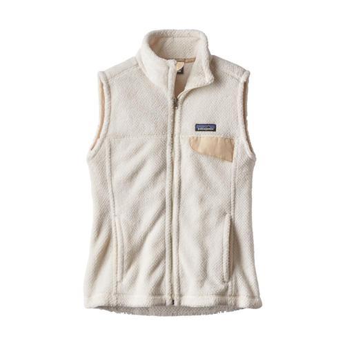 Patagonia Women's Full-Zip Re-Tool Fleece Vest Rwx
