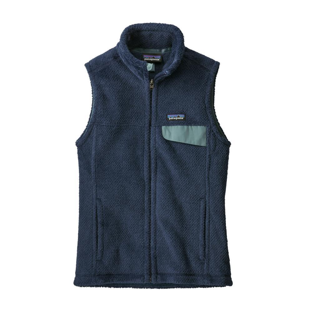 Patagonia Women's Full-Zip Re-Tool Fleece Vest SOCX