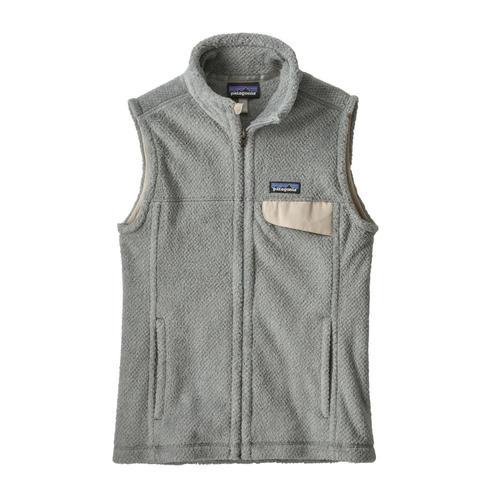 Patagonia Women's Full-Zip Re-Tool Fleece Vest Tyxc