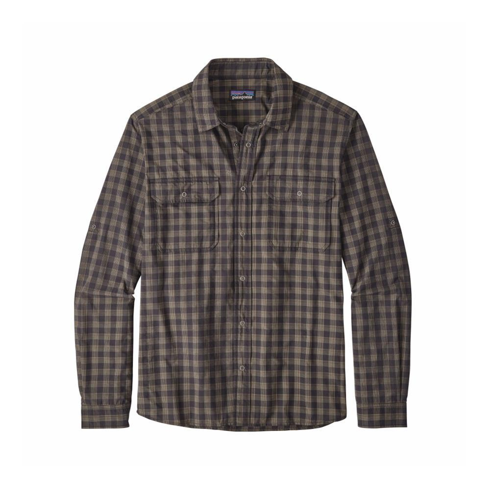 Patagonia Men's Long-Sleeved El Ray Shirt PALB_BLK
