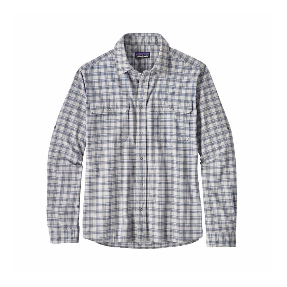 Patagonia Men's Long-Sleeved El Ray Shirt PTLG_GREY