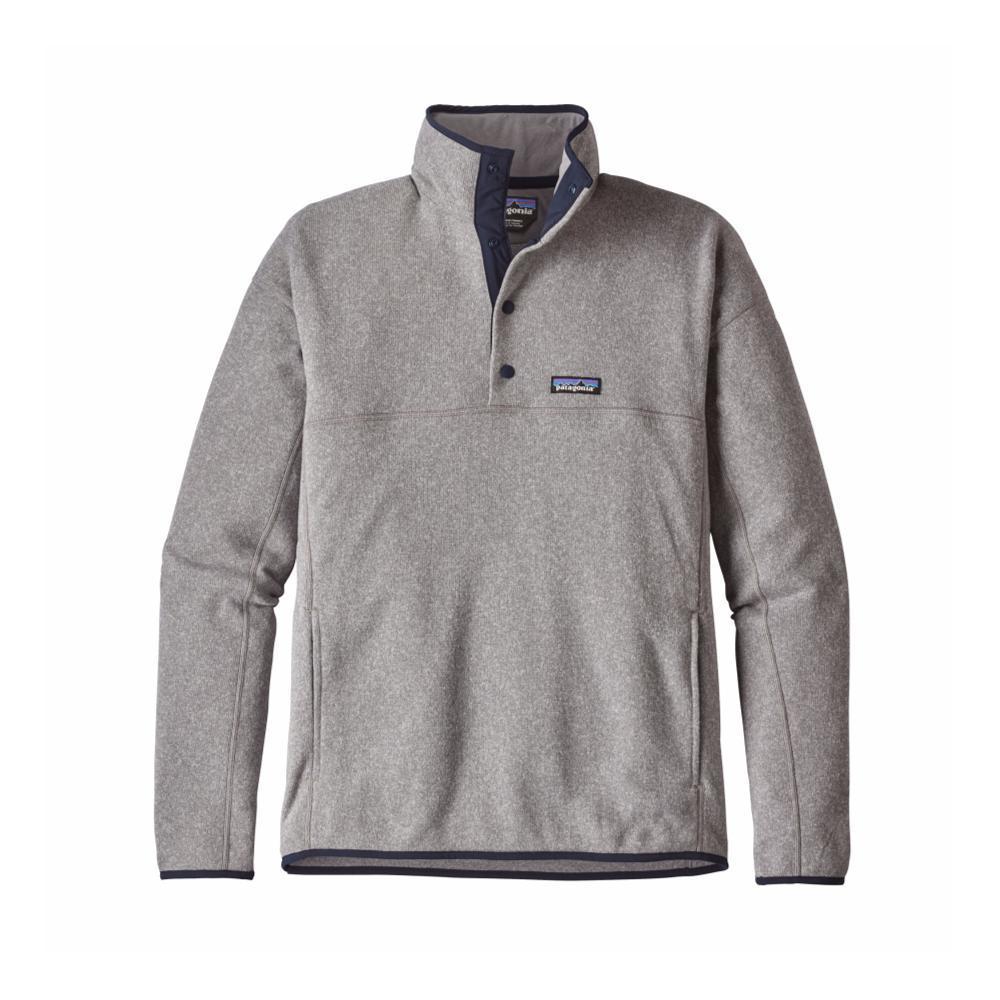Patagonia Men's Lightweight Better Sweater Marsupial Fleece Pullover FEA_GREY
