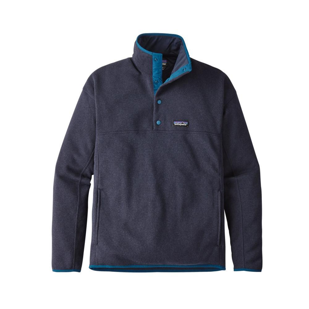 Patagonia Men's Lightweight Better Sweater Marsupial Fleece Pullover NVYB_BLUE
