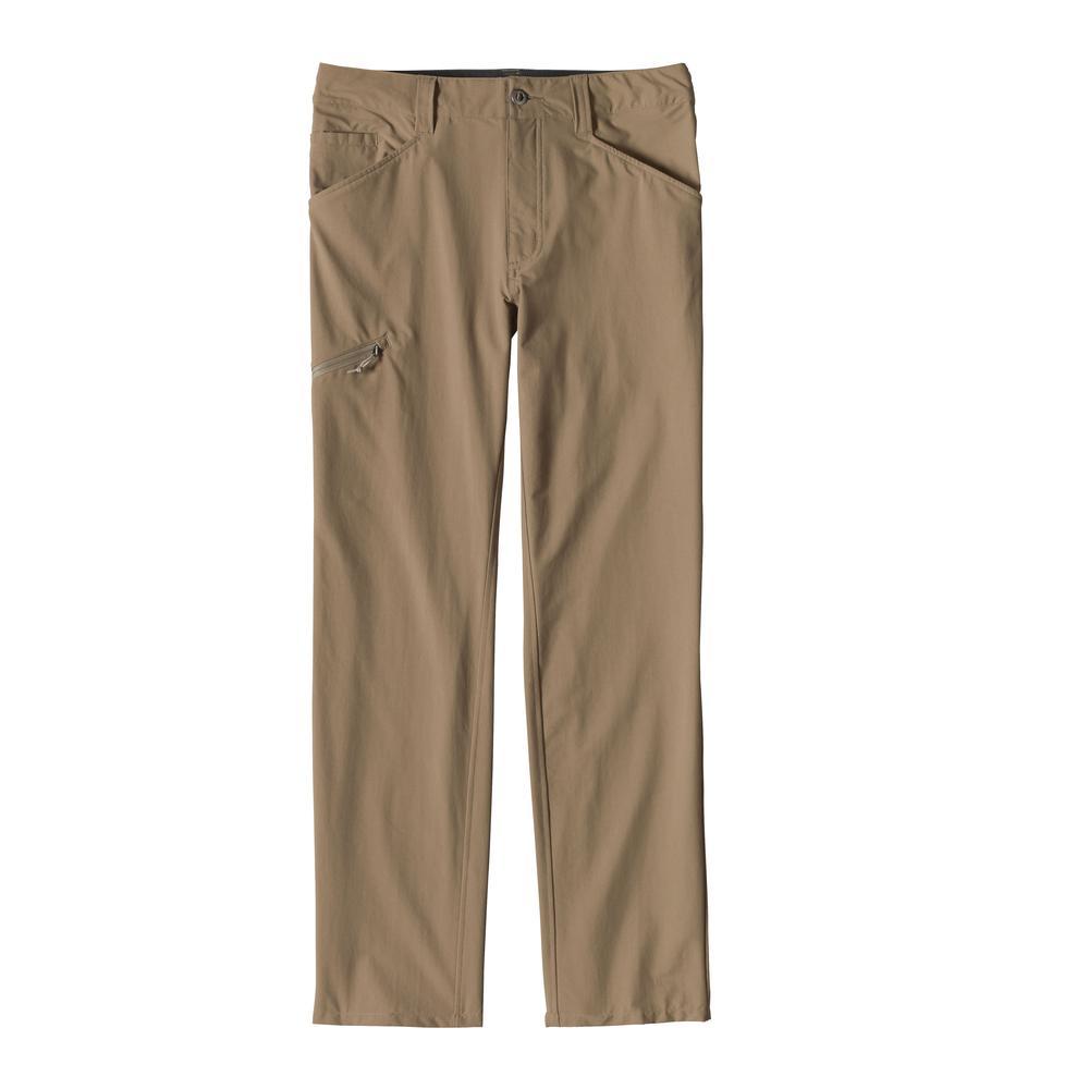 Patagonia Men's Quandary Pants - 34in ASHT_TAN