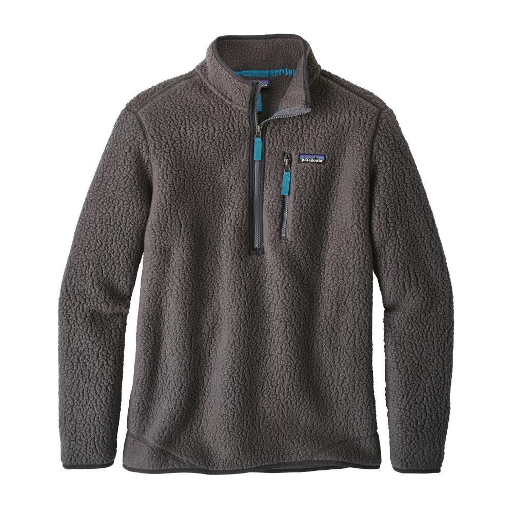 Patagonia Men's Retro Pile Fleece Pullover FGE_GREY