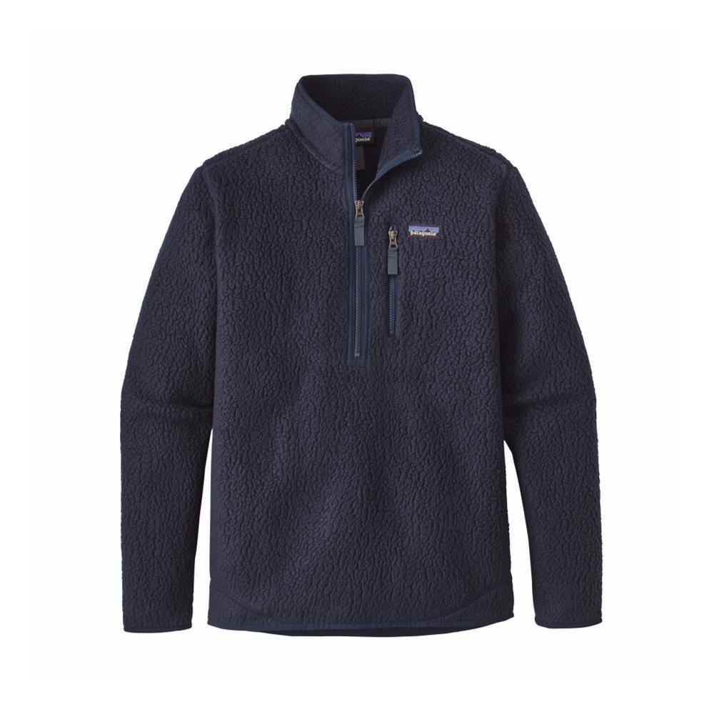 Patagonia Men's Retro Pile Fleece Pullover NVYB_BLUE