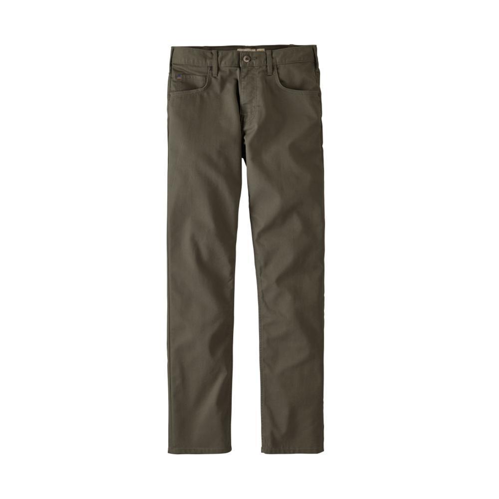 Patagonia Men's Performance Twill Jeans - Regular INDG_GREEN