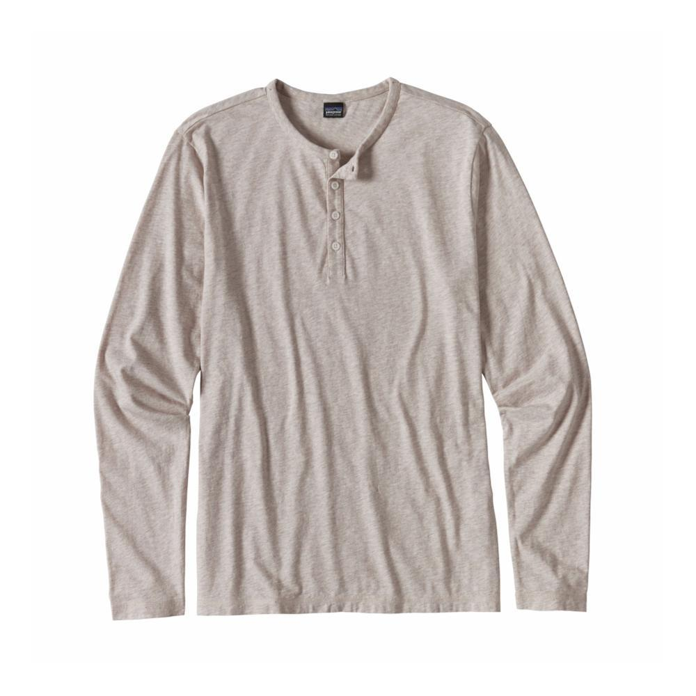 Patagonia Men's Long-Sleeved Daily Henley BCW_WHITE